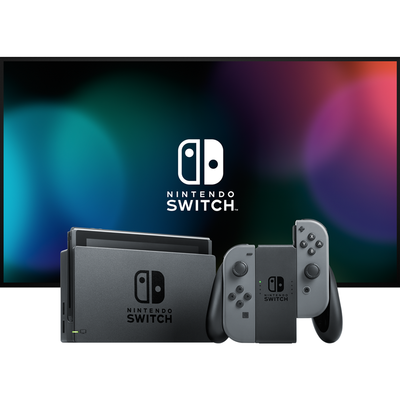 Refurbished Nintendo Switch console
