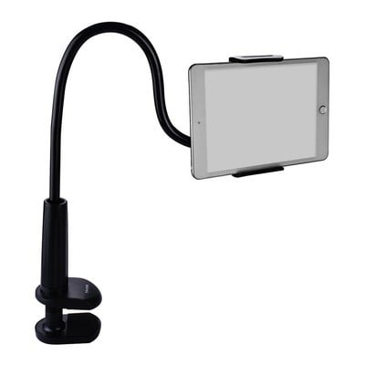 Tryone gooseneck tablet stand and mounted holder
