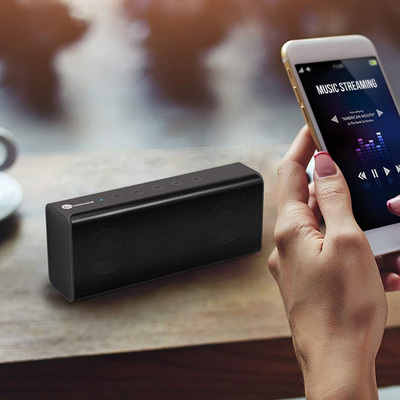 Play music wirelessly with the TaoTronics Pulse X Bluetooth Speaker at 50% off