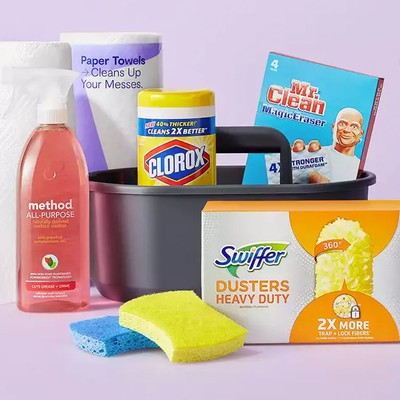 Spend at least $50 on household essentials at Target to get a free $15 gift card
