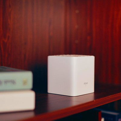 Get set up with a discounted Tenda Nova mesh networking system and blanket your home in Wi-Fi