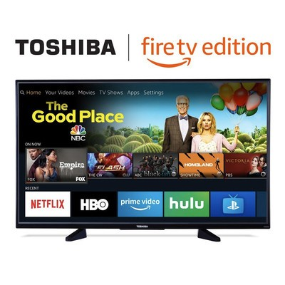 Grab Toshiba's 43-inch 4K Fire TV for $250 today