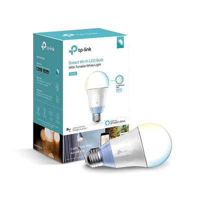 TP-Link Kasa Smart Wi-Fi LED White Light Bulb