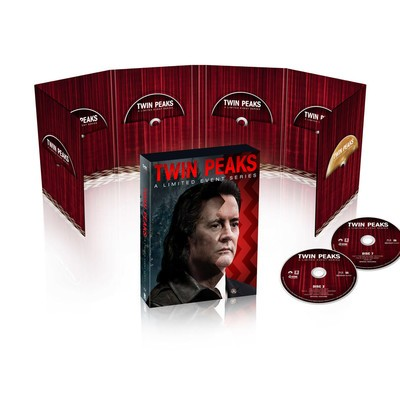 Score the entirety of 'Twin Peaks: A Limited Event Series' on Blu-ray for $20 off the normal price