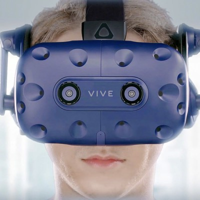 Take $100 off the HTC Vive Pro VR headset in its first real deal on Amazon