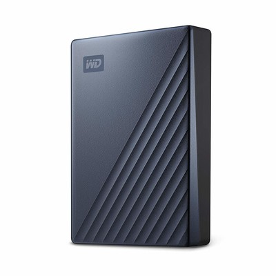 Expand your storage with WD's 4TB My Passport Ultra USB-C hard drive at its best price to date