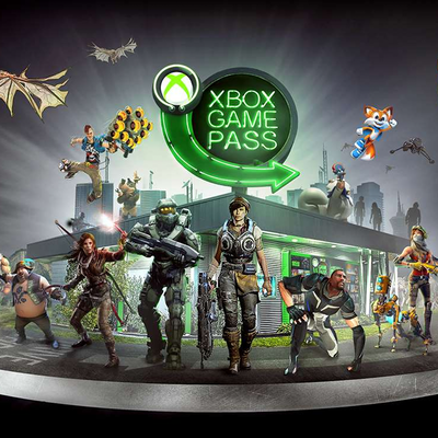 One month of Xbox Game Pass and Sling TV