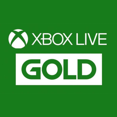 One month of Xbox Live Gold