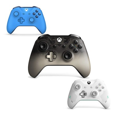 Xbox wireless controllers special editions