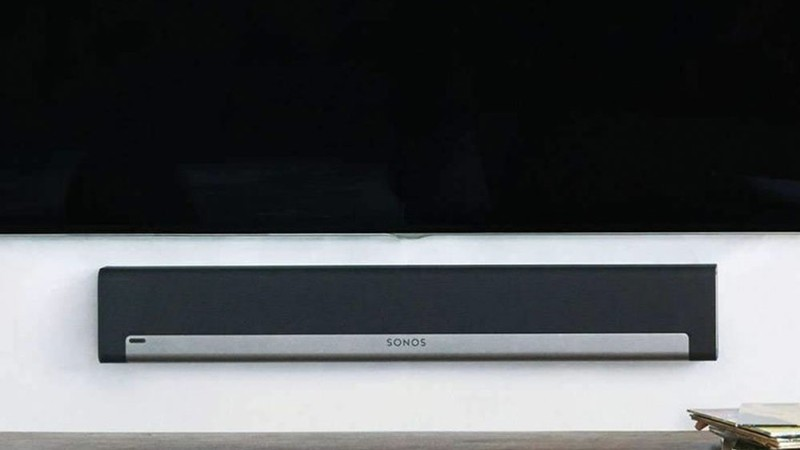 Improve your audio with a refurb Sonos Playbar sound bar on sale for $399
