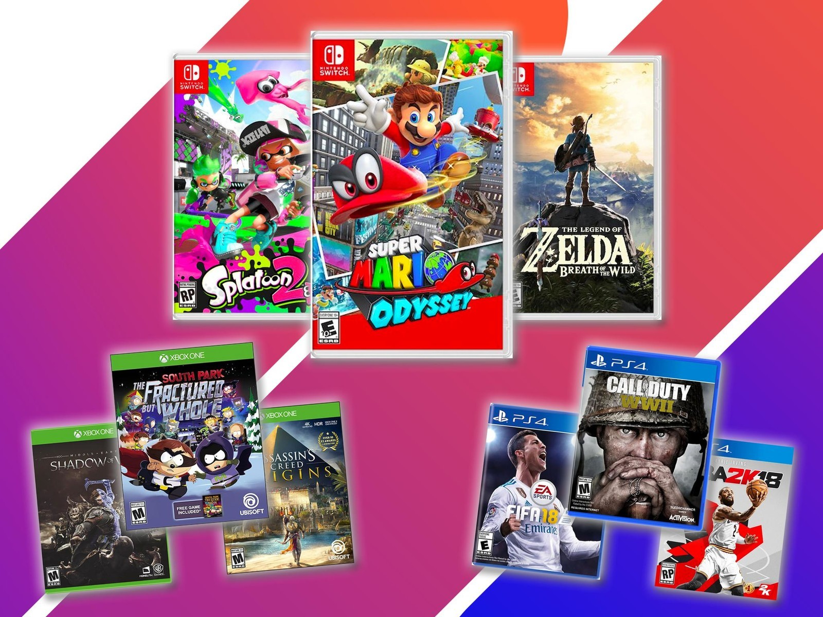 Buy Any Video Game At Toys R Us Get Another For 40 Off Imore