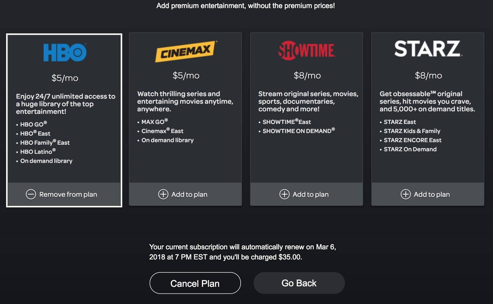 How to cancel DIRECTV NOW   Thrifter