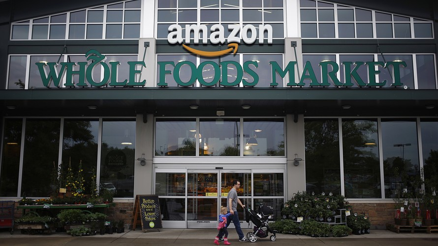 What is the amazon prime app for whole foods